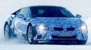 BMW i8 : La reine des hybrides sur la glace
