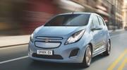 Chevrolet Spark : L'électrique est prête