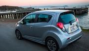 Chevrolet Spark EV : urbaine électrisante