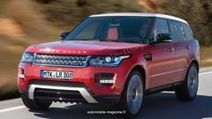 Range Rover Sport 2 : Évocation claire