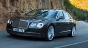 Bentley Flying Spur : Les bijoux de la Reine sont bien gardés !
