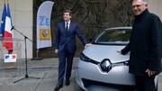 L'UGAP acquière 2 000 Renault ZOE, 100 Fluence Z.E et 500 Mia