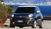Fiat 500L : deux nouvelles motorisations