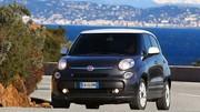 Deux moteurs supplémentaires pour la Fiat 500L