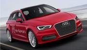 L'Audi A3 e-tron inaugure un nouveau système hybride rechargeable