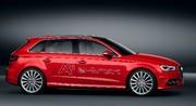 Audi A3 Sportback e-tron : la compacte hybride rechargeable aux anneaux