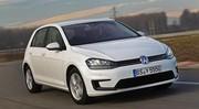 Premières informations sur la VW e-Golf