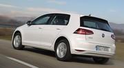 Volkswagen e-Golf : premières informations