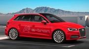 Audi A3 e-tron : le voile se lève