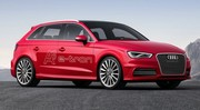 Audi A3 e-tron Concept, seulement 1,5 l/100 km