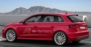 Audi A3 e-tron : l'avance par la technologie