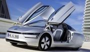 VW XL1 : la voiture qui consomme 1 l/100 km !