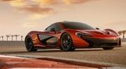 McLaren P1 : jusqu'à 916 chevaux avec son V8 hybride