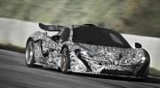La McLaren P1 est hybride