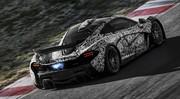 McLaren P1 : 916 chevaux au programme !