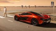 McLaren P1: l'autre supercar hybride rechargeable