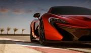 McLaren P1 : 916 ch sur les roues arrière