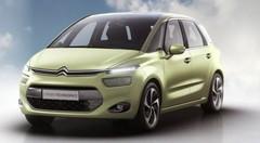 Citroën Technospace Concept : photos et vidéo du C4 Picasso 2013