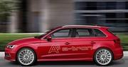 Audi A3 e-tron hybride rechargeable : L'autre aspect de la plateforme modulaire MQB