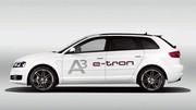 Audi A3 e-tron : technologique