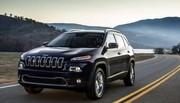 Voici le nouveau Jeep Cherokee