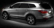 Hyundai : le Grand Santa Fe débarque en Europe