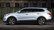 Hyundai Grand Santa Fe : en mode 7 places