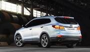 Hyundai dégaine le Grand Santa Fe