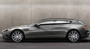 Aston Martin Rapide Bertone : break de classe