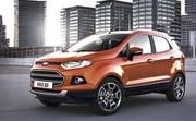 Ford Ecosport : La version Européenne présentée à Barcelone