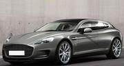 Aston Martin Rapide par Bertone : le shooting break britannique