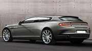 Aston Martin : La Rapide fait le break