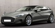 Aston Martin Rapide Bertone : à la croisée des modes