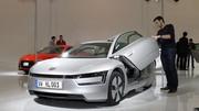 Volkswagen XL1 : Nous sommes montés à bord de la Volkswagen XL1
