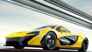 McLaren P1 : les premières photos de la version de série