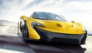 les dernières infos sur la McLaren P1