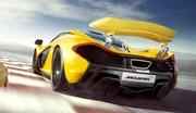 McLaren P1, le million d'euros !