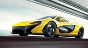 Tous les chiffres de la McLaren P1 (prix, accélérations ...)