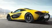 McLaren P1 : les photos du modèle de série, toutes les infos