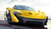 McLaren P1 : l'hybride à un million d'euros