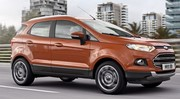 Ford EcoSport : le petit SUV branché