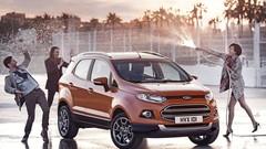 Nouveau Ford EcoSport, le mini-crossover connecté