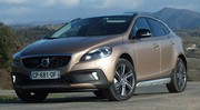 Essai Volvo V40 Cross Country : une question d'apparence