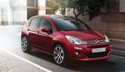 Citroën C3 restylée : légères modifications