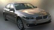 Restylage BMW Série 5 : En avance sur le printemps
