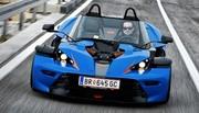 KTM dévoile le X-Bow GT