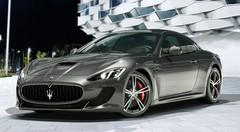 La Maserati Granturismo MC Stradale arrive