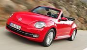 Essai Volkswagen Coccinelle Cabriolet 2.0 TDI 140 Sport & 1.2 TSI 105 Vintage : le rétro, c'est trop !