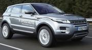 9 rapports pour la nouvelle boîte auto du Range Rover Evoque