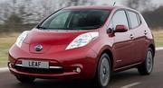 La Nissan Leaf millésime 2013 arrive en Europe